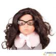 Götz Happy Kidz Luisa 50cm fekete hajú baba 1766043