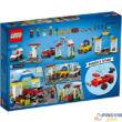 LEGO® City: Központi garázs 60232