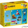 LEGO® Classic: A kreativitás ablakai 11004