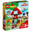 LEGO® DUPLO®: Mickey hétvégi háza 10889