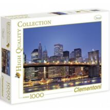 Clementoni - Brooklyn híd 1000 db-os puzzle