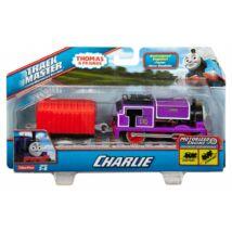 Fisher-Price - Thomas Track Master: Charlie motorizált kisvonat - Mattel
