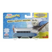 Fisher-Price - Thomas Adventures: Hugo tologatható mozdony - Mattel