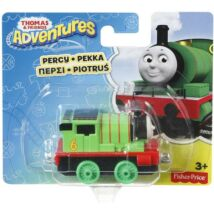 Fisher-Price - Thomas Adventures: Percy tologatható mozdony - Mattel