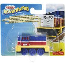 Fisher-Price - Thomas Adventures: Racing Ivan tologatható mozdony - Mattel