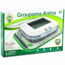 3D puzzle - Groupama Aréna- Ferencvárosi torna club 90db-os