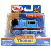 Fisher-Price - Thomas motorizált fa mozdony - Mattel