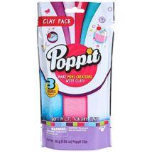 Poppit vegyes utántöltő kék,rózsaszín,fehér