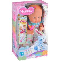 Nenuco - Baba mágikus cumisüveggel kék ruhában 30cm