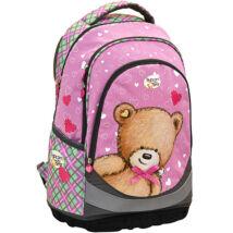 Popcorn Bear ergonomikus iskolatáska hátizsák 33 18 44 cm ecc855f914