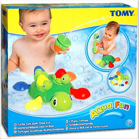 Tomy - Teknős pajtik fürdőjáték