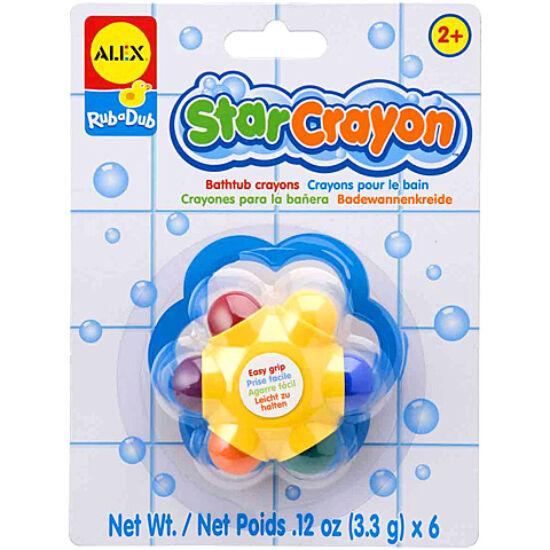 Alex - Csillagkréta, 6 színű