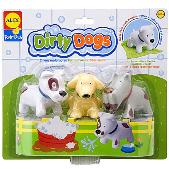 Alex - Sáros kiskutyák bébi játék