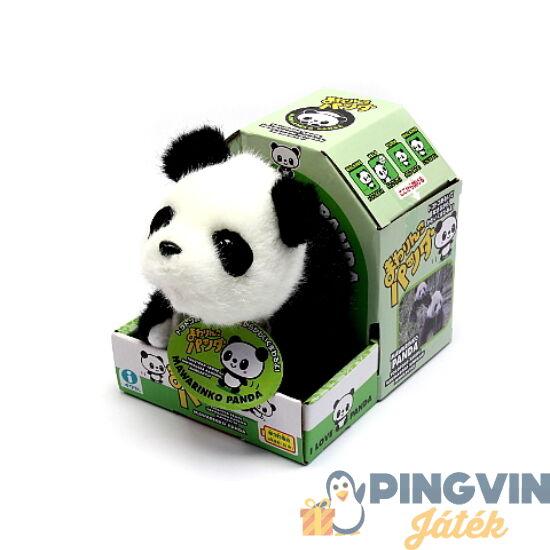 Interaktív sétáló Panda