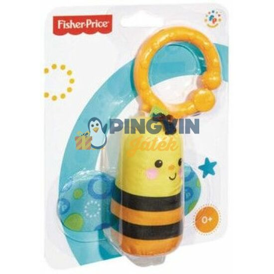 Fisher Price - Méhecske textil csörgő - Mattel