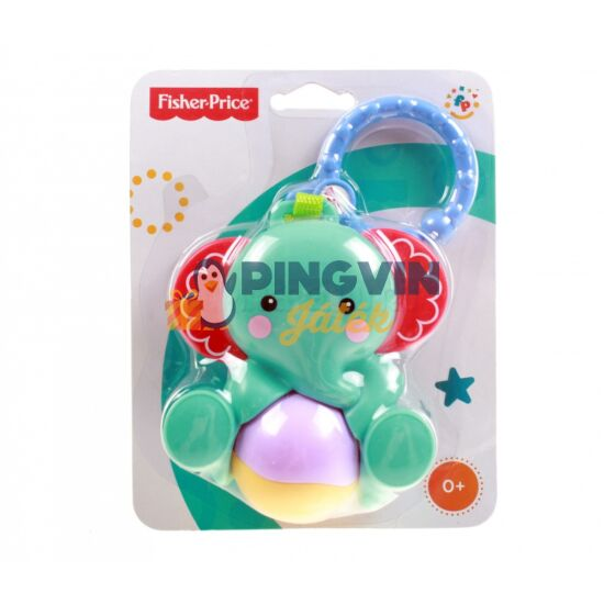 Fisher-Price - Elefánt csörgő - Mattel