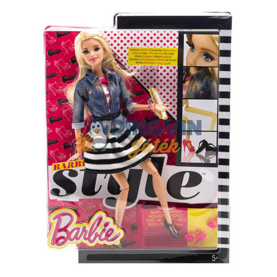Mattel Barbie - Luxus divatbaba - 8.505 Ft - Barbie babák 488f9e2baa