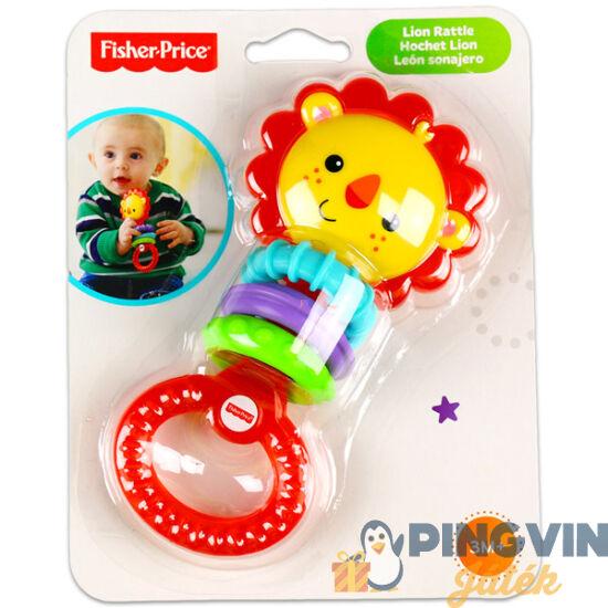 Fisher-Price - Oroszlán rágóka - Mattel