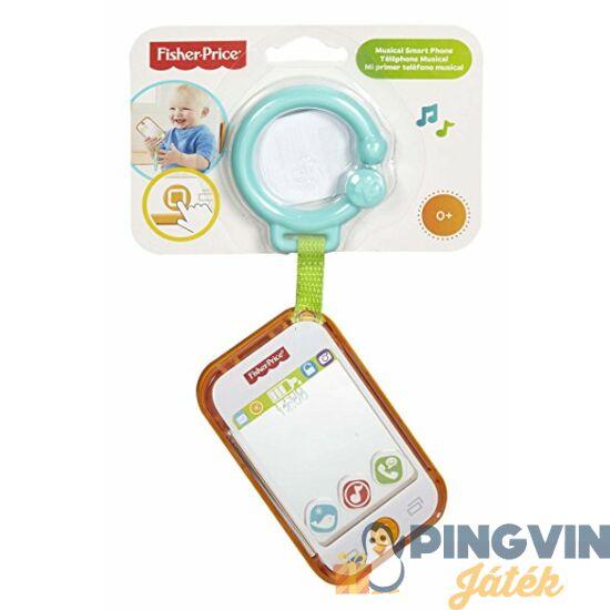 Fisher-Price - Zenélő okostelefon - Mattel
