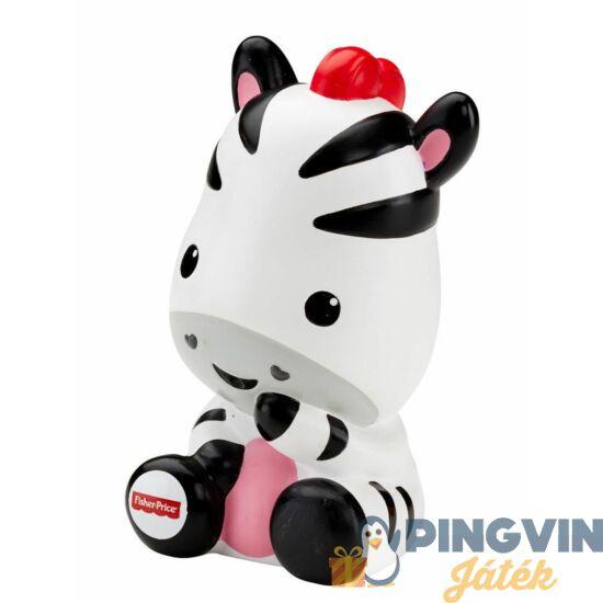 Fisher-Price - Esőerdős zebra spriccelő pancsi pajti - Mattel