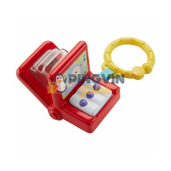 Fisher-Price - Harmonika csörgő - Mattel