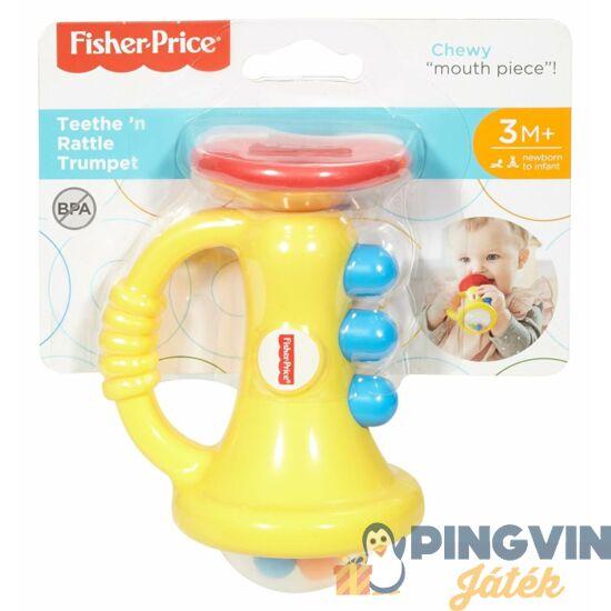 Fisher-Price - Trombita csörgő - Mattel