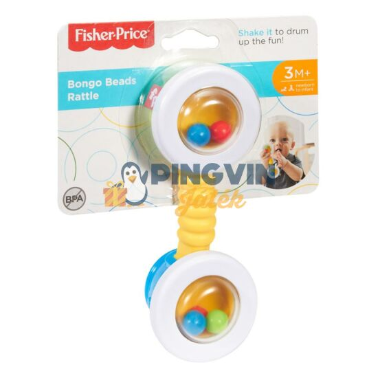 Fisher-Price - Bongó csörgő - Mattel