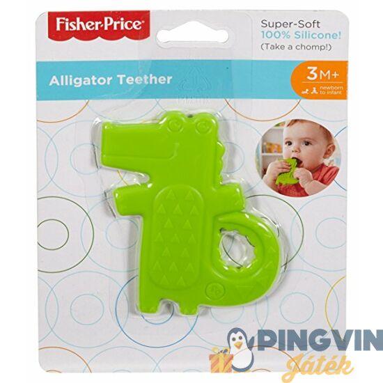 Fisher-Price - Krokodil rágóka - Mattel