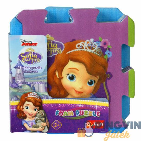 Trefl - Szófia Hercegnő szivacs puzzle 30*30 cm