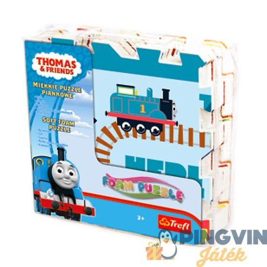 Trefl - Thomas és barátai szivacs puzzle30*30 cm