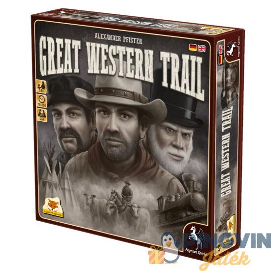 A nagy western utazás