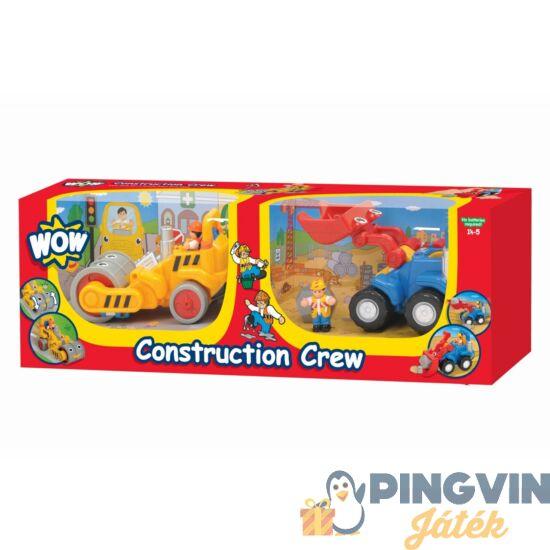 Wow - Combo Pack, Építkezés