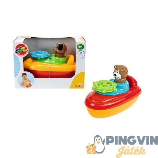 Simba - ABC pancsihajó figurával