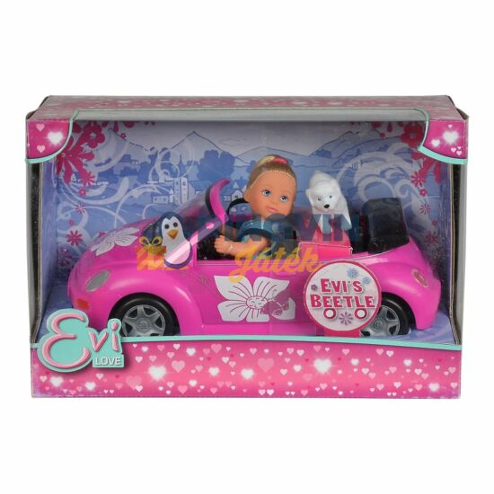 ae10ac1df841 Simba - Evi Love New Beetle - 4.080 Ft - Steffi, Evi Love