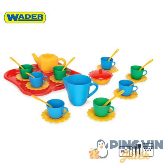 30 részes tálcás teázó szett - Wader