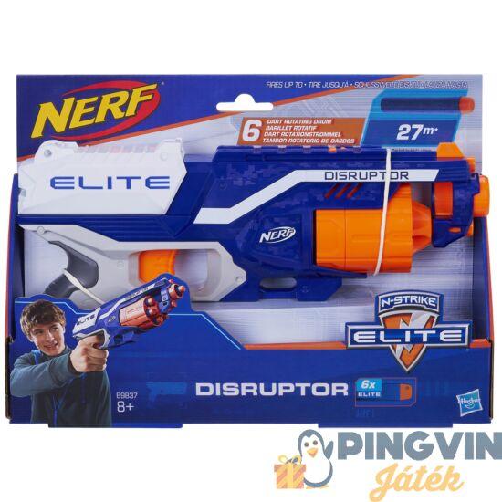 Nerf N-Strike Disruptor szivacslövő fegyver - Hasbro