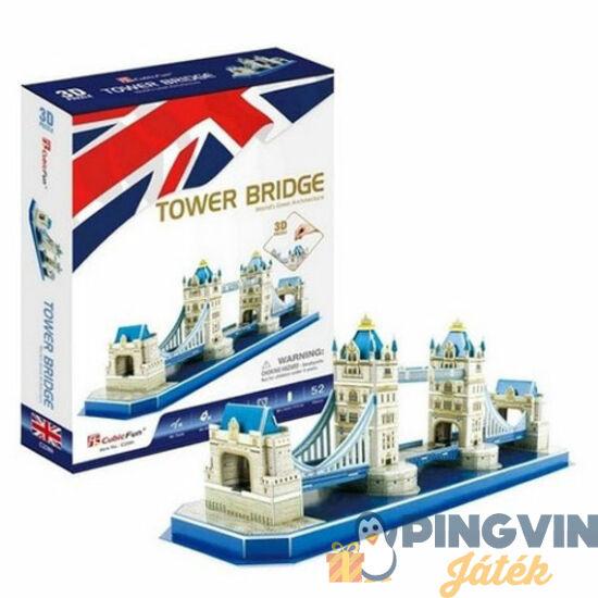 CubicFun - 3D Puzzle Tower bridge