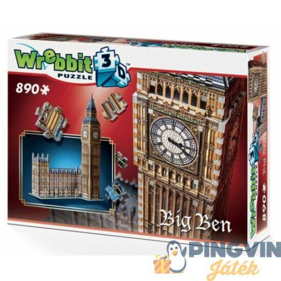 3D exkluzív puzzle: Big Ben 890 db-os