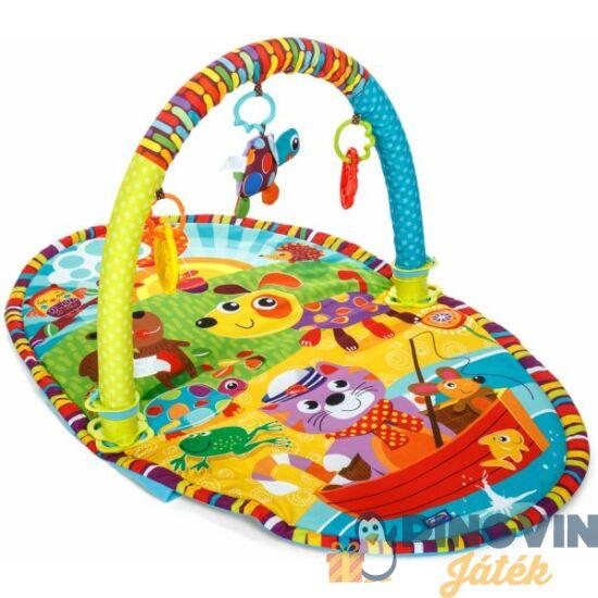 Playgro - Állatkert játszószőnyeg bébijáték