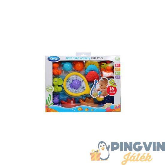 Playgro - Pancsi fürdő játékszett