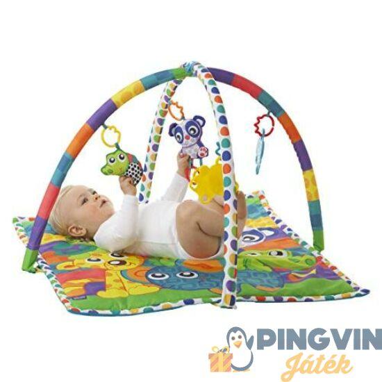 Playgro - Állatos játszószőnyeg bébijáték