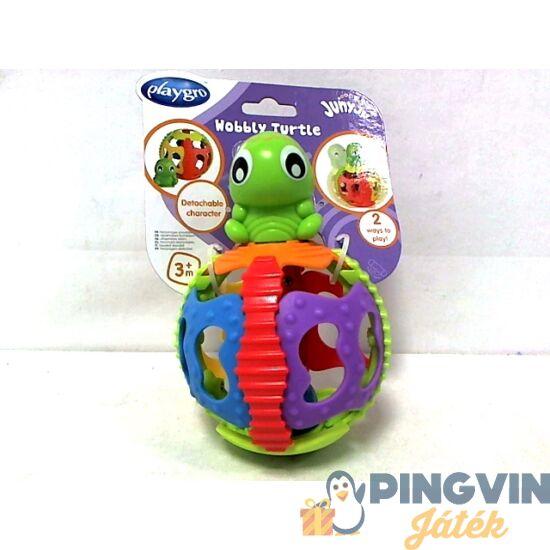Playgro - Teknős a golyóban rágóka