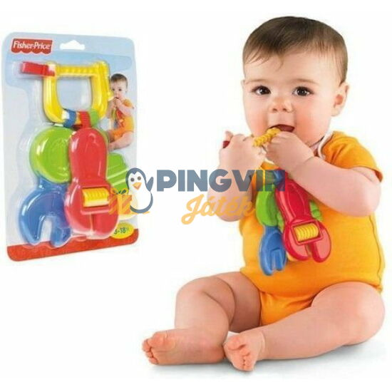Fisher-Price - Rágóka fiúknak - Mattel