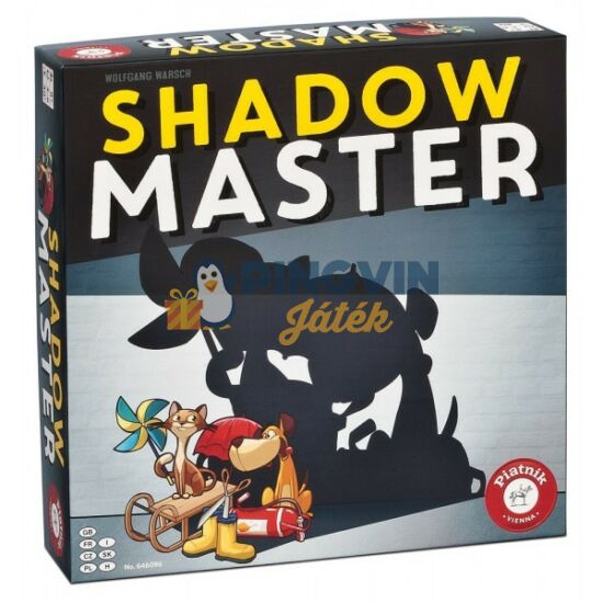 Piatnik - Shadow Master társasjáték