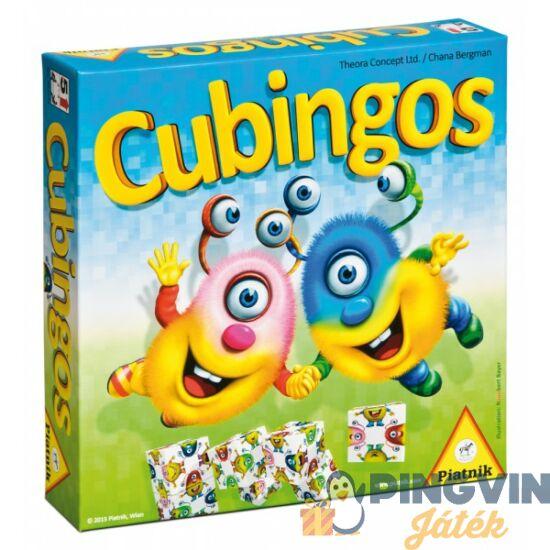 Piatnik - Cubingos társasjáték