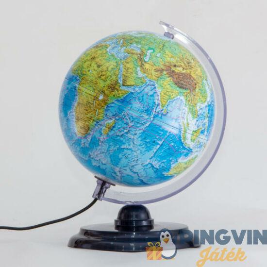 Átvilágítós földgömb DUÓ - 25 cm