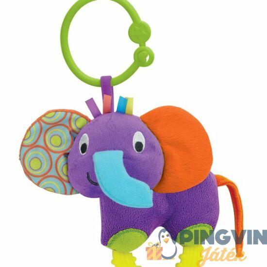 Winfun - Plüss rágóka - elefánt