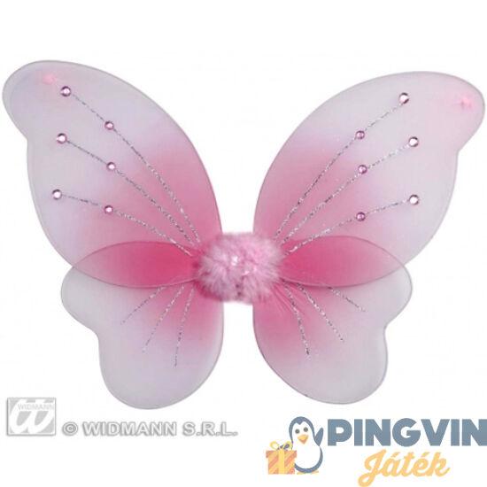 Widmann - Rózsaszín csillámos szárnyak