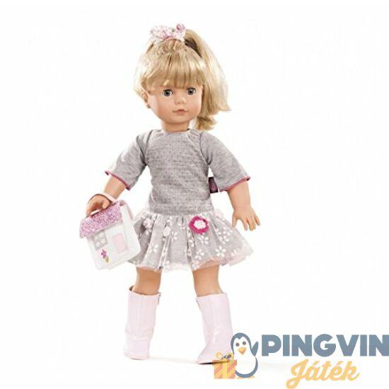 Götz Precious Day Girl, Jessica Netlace&flowers szőke hajú baba 50 cm 1690391