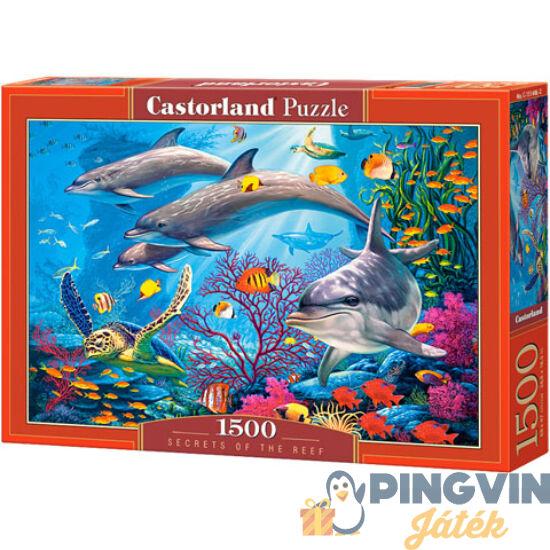 A zátony titkai 1500db-os puzzle - Castorland